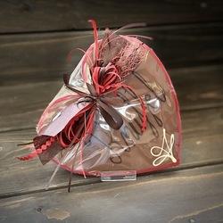 """Melk chocolade ❤️ """"Knuffel""""  (klein €9,50 - groot €17,50)"""